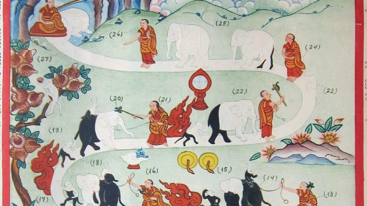 喜马拉雅佛教艺术101:禅定