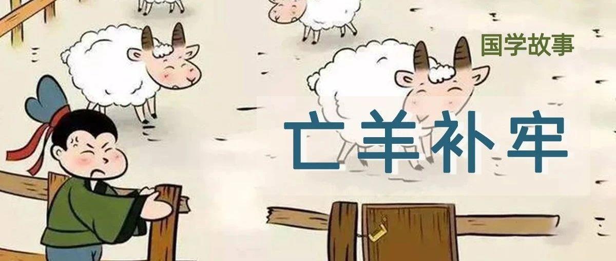 【国学故事】《亡羊补牢》—选自《战国策·楚策四)