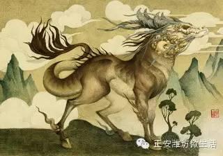 中国上古传说中的神兽,惊呆了!!!