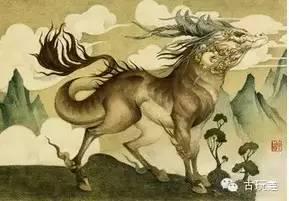 """中国上古传说中的""""神兽"""",你认识几个?"""