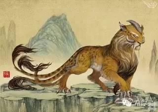 上古传说中的神兽,惊呆了