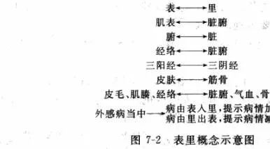 中医诊断八纲辨证概说和表里辩证